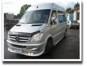 Mersrdes benz Sprinter 313